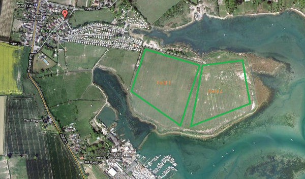 Hayling Helis Flying Site Hampshire
